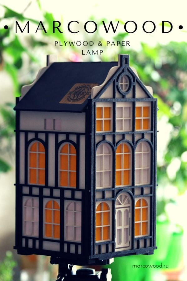 ночник , handmade , настольная лампа , DIY , marcowood , ручная работа , nightlight
