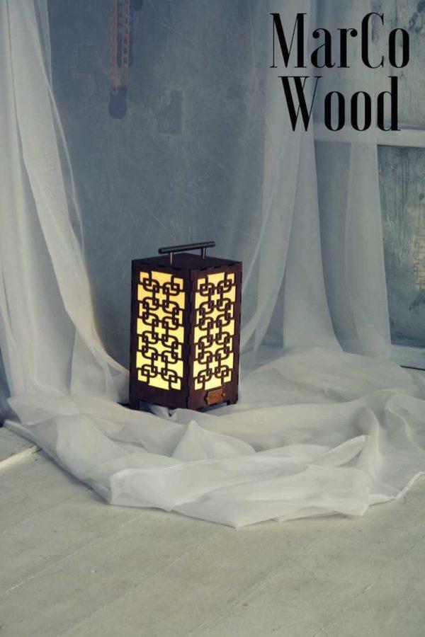 светильник из дерева, настольная лампа , лампа из дерева , лампа из фанеры , ночник из дерева , светильник светодиодный